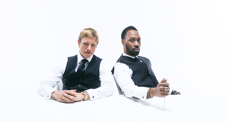 новый сингл Banks & Steelz - Anything but Word