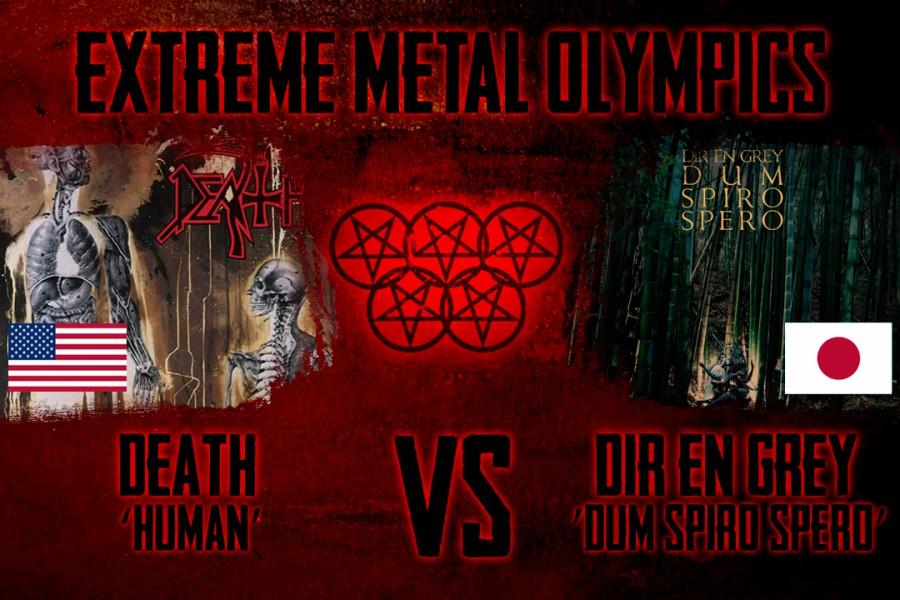 Реванш Extreme Metal Olympics 2016 - США против Японии