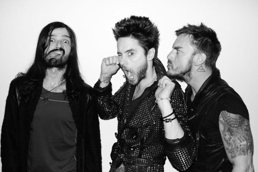новый альбом30 Seconds to Mars
