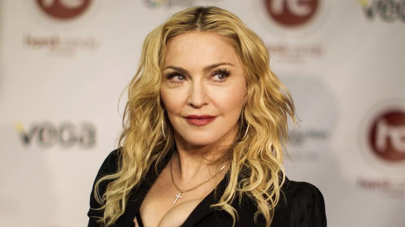 Байопик о Мадонне имеет хороший перспективы