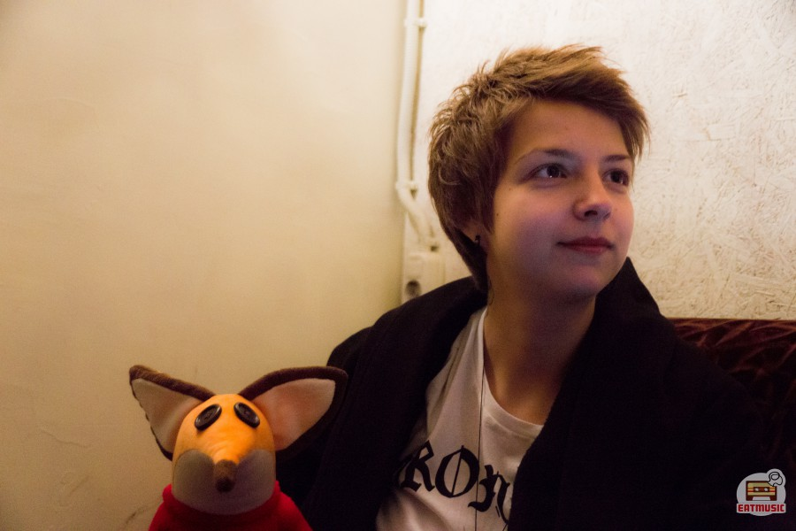 Ирина «Хилис» Иванова в интервью