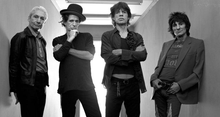 The Rolling Stones работают над новым материалом