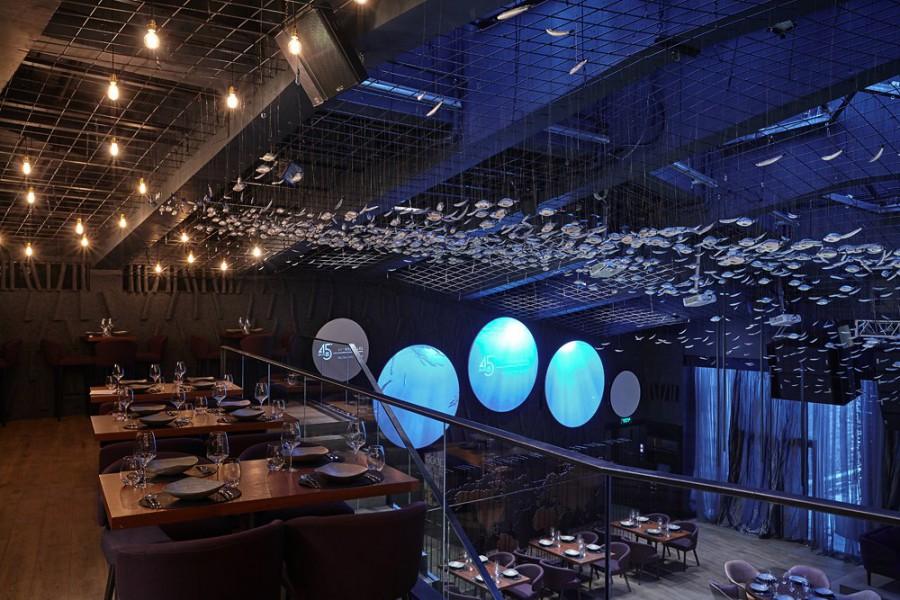 Ресторан 45-ая Параллель: расписание концертов, афиша