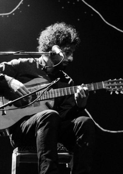 Концерт José González в YOTASPACE: фотограф Андрей Константинов