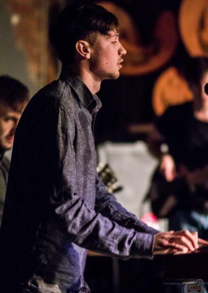 Концерт Alias Kid в Москве (группа J.Hellboy) Фотограф Роман Воронин