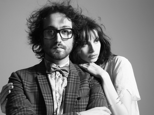 Новая песня Sean Lennon - Love and Warhol