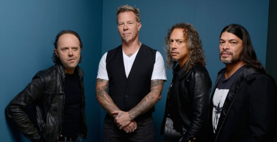 Metallica может записать альбом каверов