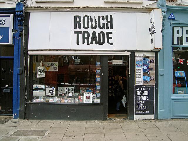 Лучшие альбомы RoughTrade Records 2016