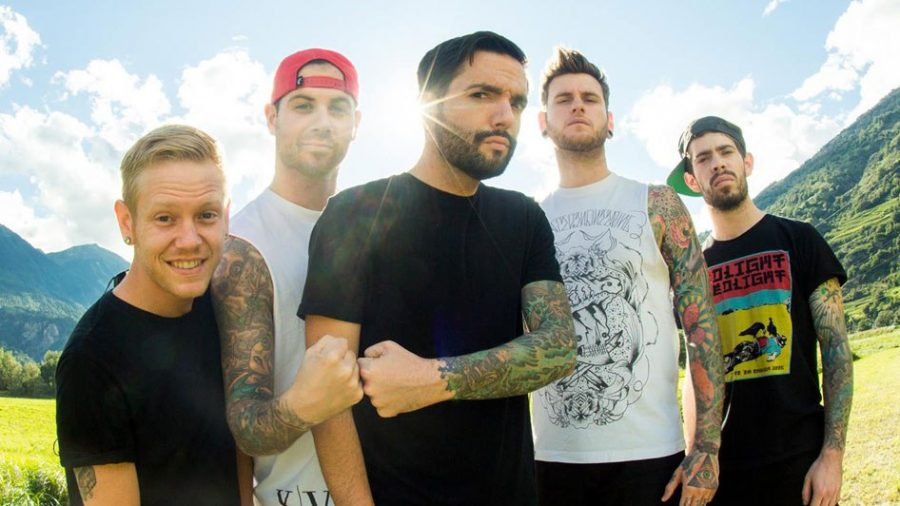 Альбом A Day To Remember – Bad Vibrations