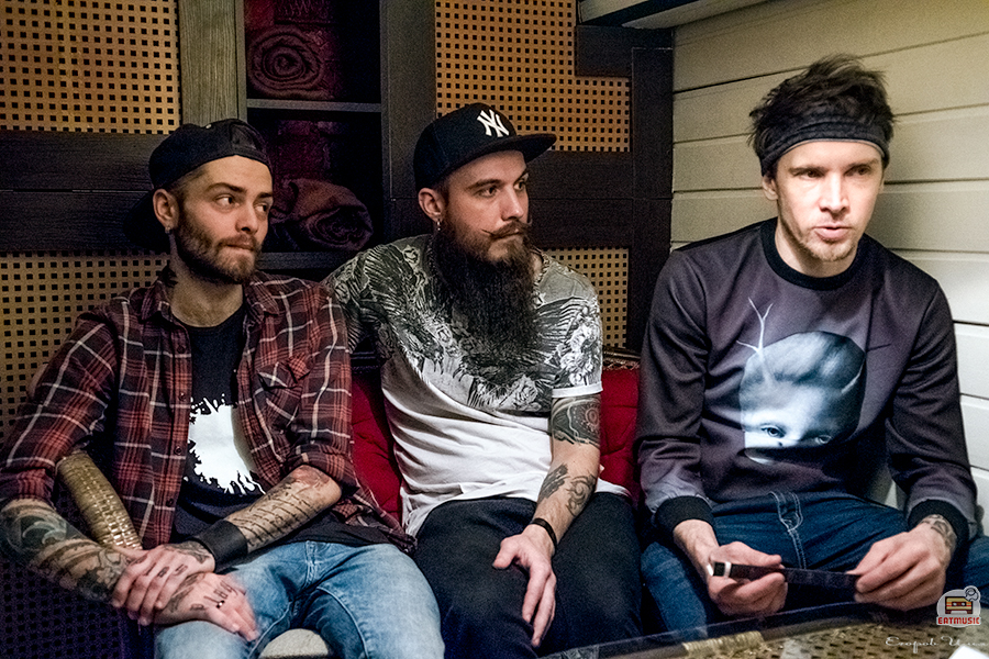 Группа МодеМ в интервью