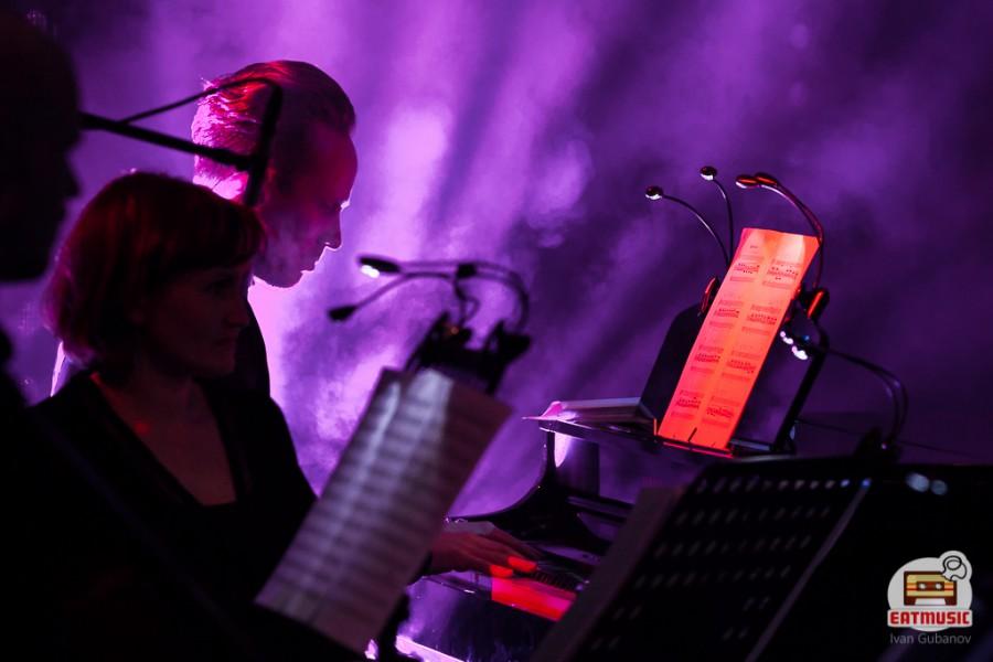 Концерт Tarja Turunen в Vegas City Hall