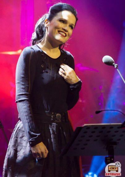 Концерт Tarja Turunen в Vegas City Hall Фотограф Иван Губанов