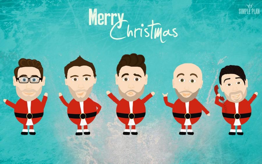 сингл Simple Plan - Christmas Every Day