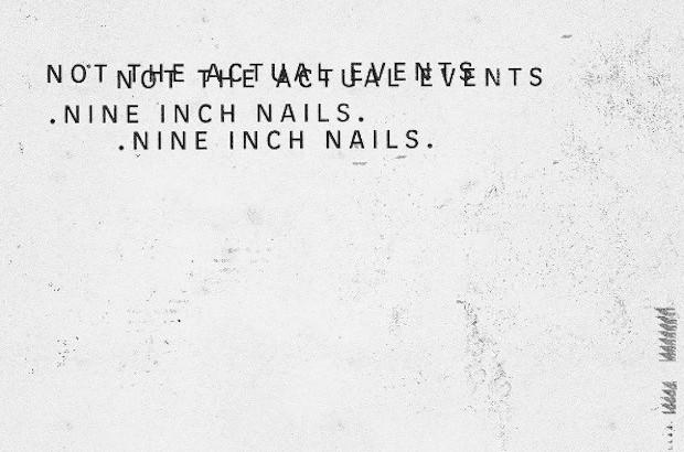 Nine Inch Nails – Burning Bright