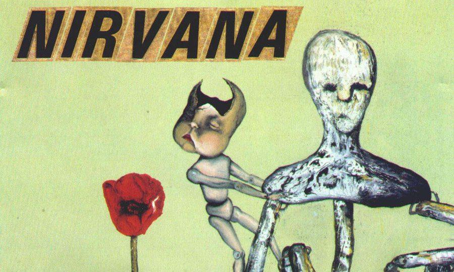 Переиздание альбома Nirvana - Incesticide