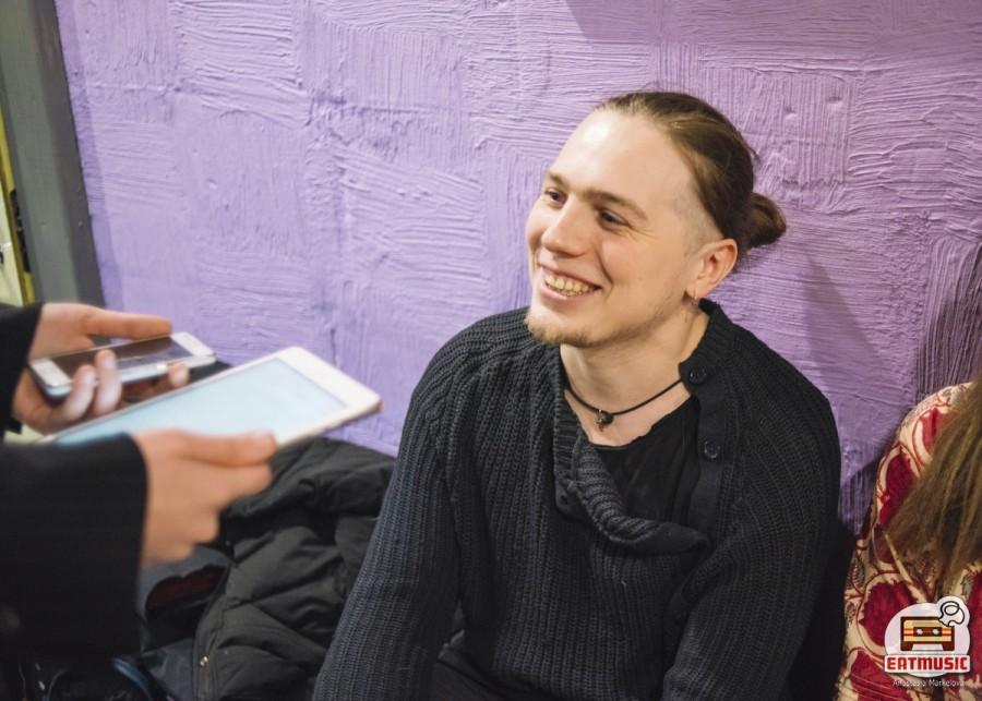 Группа «Живица» в интервью: фотограф Анастасия Маркелова