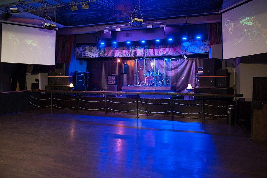 клуб ROCK HOUSE афиша расписание концертов