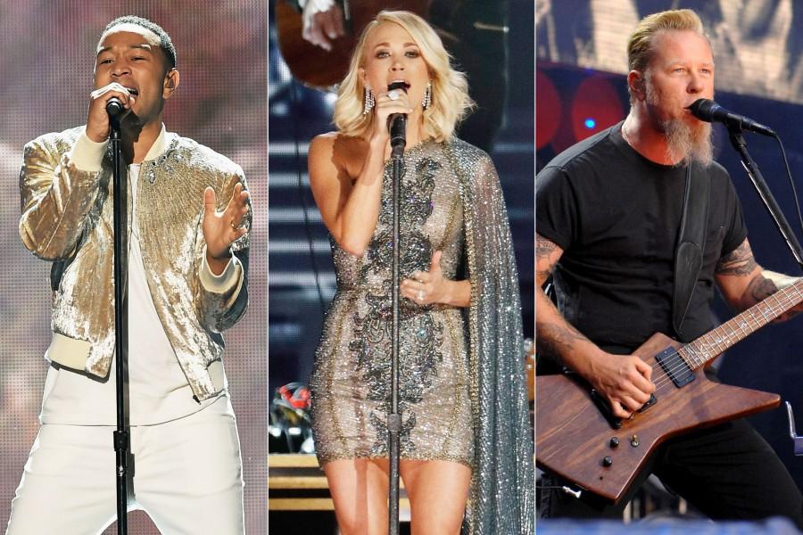 Кто выступит на Grammy 2017