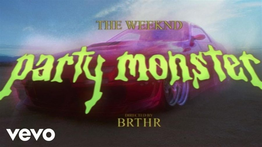 Weeknd - Party Monster
