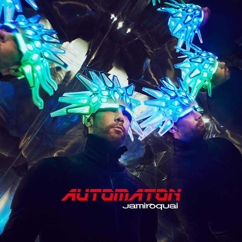 новый сингл Jamiroquai - Automaton
