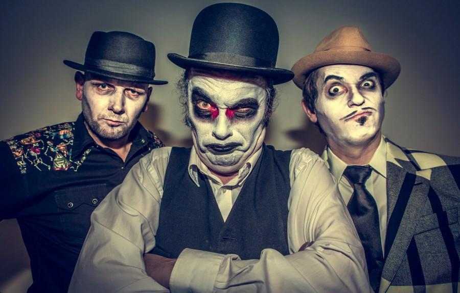 Новый альбом группы The Tiger Lillies – Cold Night In Soho