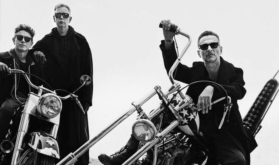 Новый альбом Depeche Mode - Spirit