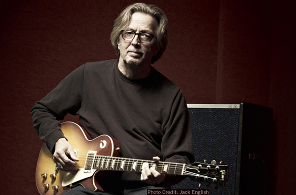 Документальный фильм «Eric Clapton: A Life in 12 Bar»