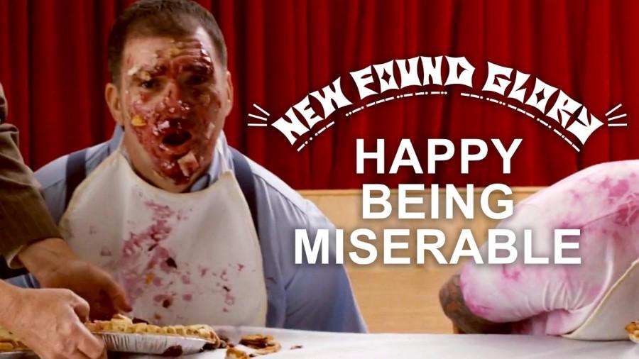 Клип New Found Glory - Happy Being Miserable