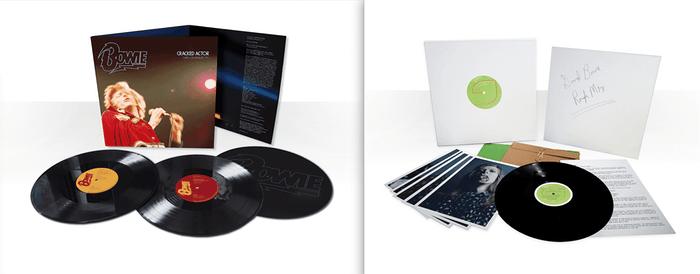 малоизвестные альбомы Дэвида Боуи