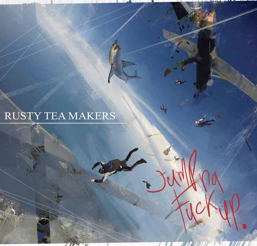 Новый EP Rusty Tea Makers - Jump da Fuck Up
