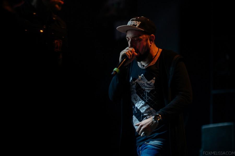 Юбилейный концерт СЛОТ в Москве Фотограф Melissa Fox