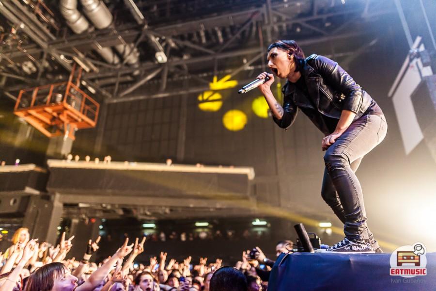 концерт группы LOUNA в STADIUM 25.03.17 репортаж, фото Иван Губанов