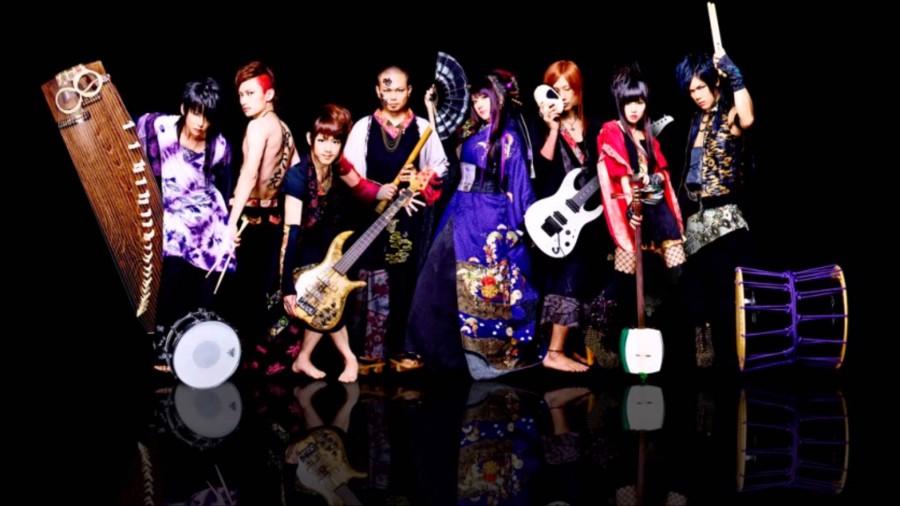 альбом Wagakki Band – Shikisai
