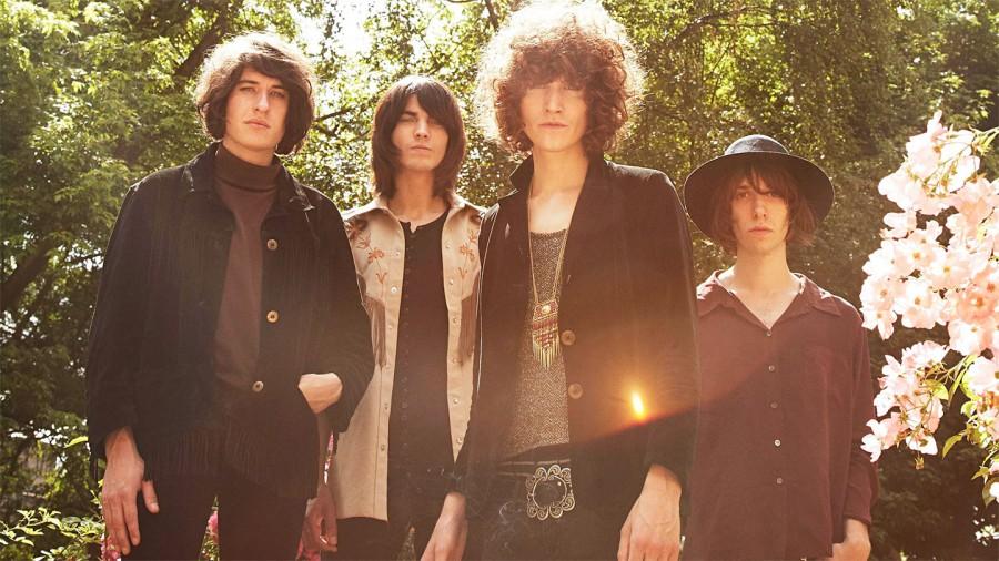 Новый альбом The Temples – Volcano