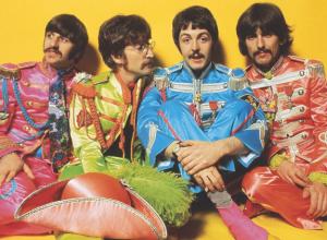 Переиздание альбома The Beatles − Sgt. Pepper's Lonely Hearts Club Band выйдет в июне
