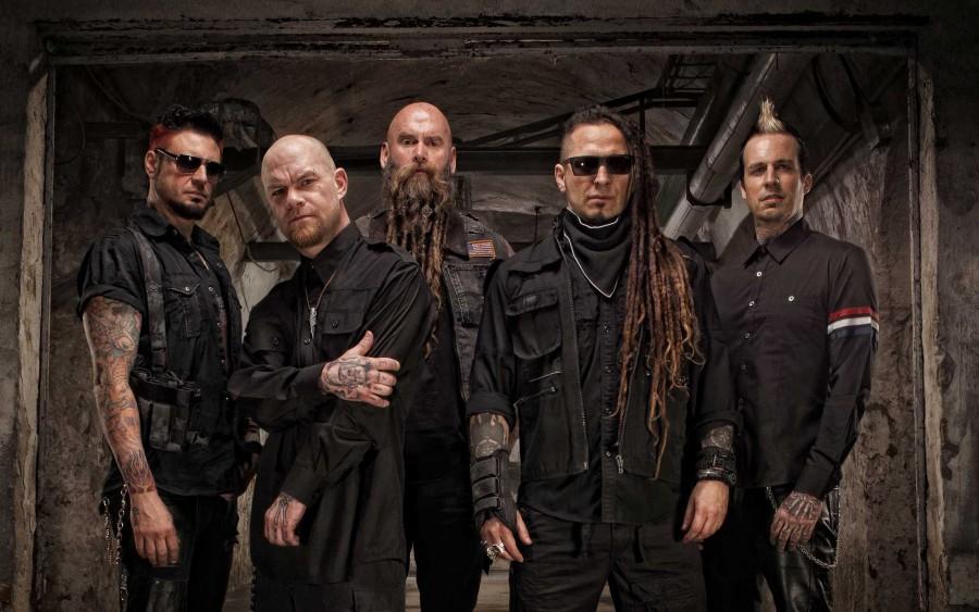 Вокалист Five Finger Death Punch Айвен Муди покидает группу