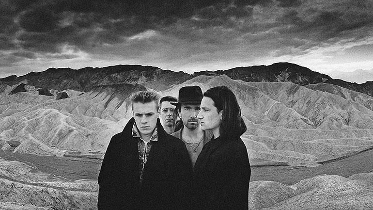 История группы U2 стала мультфильмом