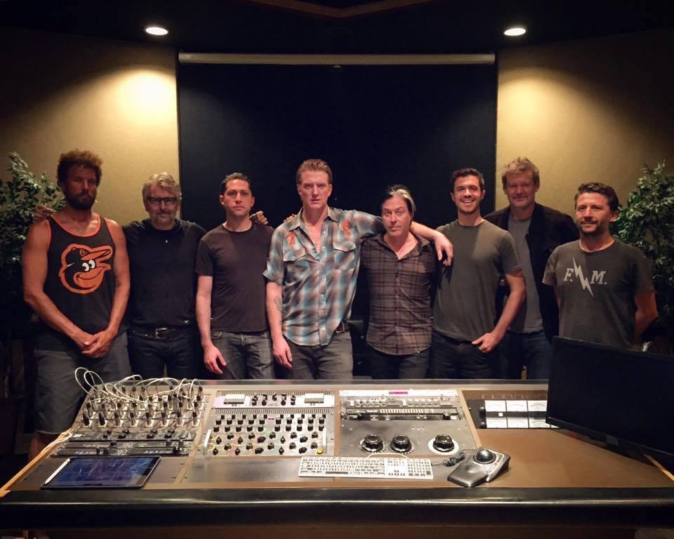 Новый альбомQueens Of The Stone Age готов!