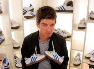 Ноэль Галлахер возвращается в рекламе Adidas