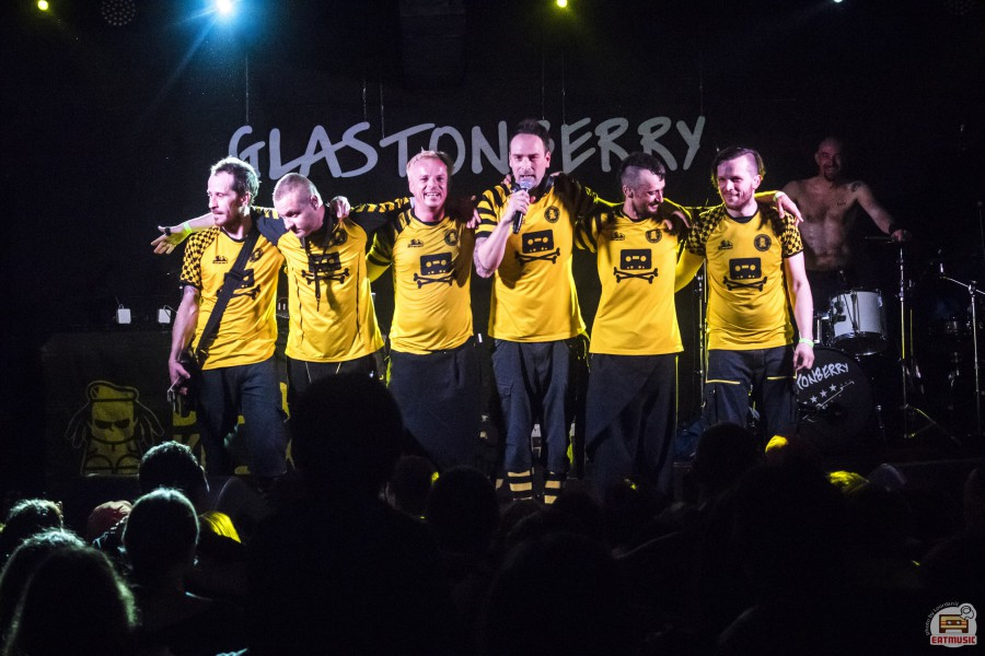 Концерт Dubioza Kolektiv Glastonberry 09.04.2017: репортаж, фото Роман Воронин