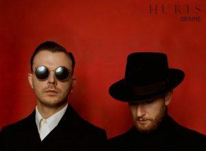 Новый сингл Hurts - Hold on to Me