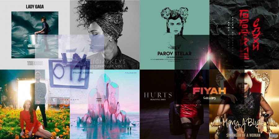 Топ-10 новинок поп-музыки за апрель 2017 по версии Eatmusic