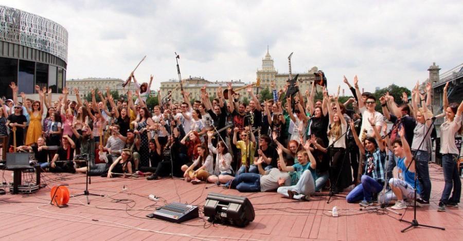 На города России надвигается новый RocknMob!