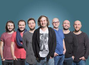 Новый альбом группы Mgzavrebi