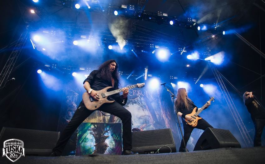 рок-фестиваль Туска 2017 Mastodon Apocalyptica HIM