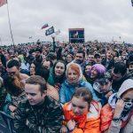 Бригадный подряд на фестивале Нашествие 2017: репортаж, фото Екатерина Шуть