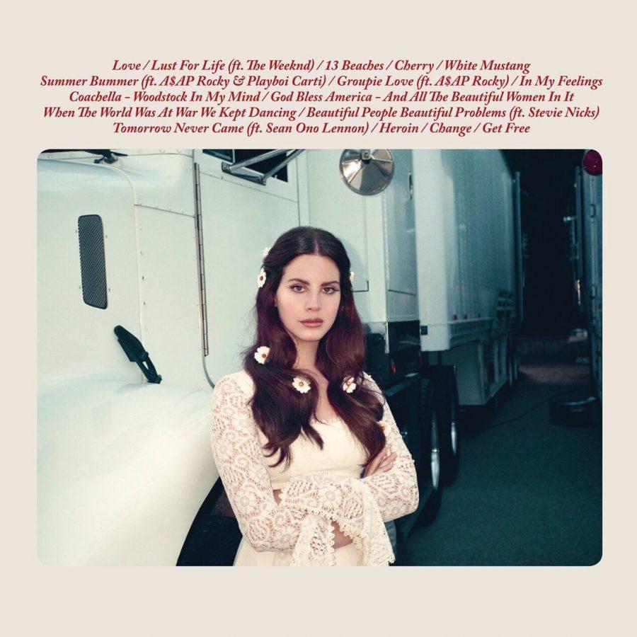 Lana Del Rey - Summer Bummer Lust For Life Cover