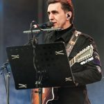 Вячеслав Бутусов на фестивале Нашествие 2017