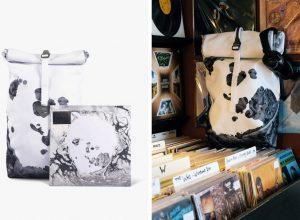 Модный must have: рюкзак Radiohead из пластиковых бутылок