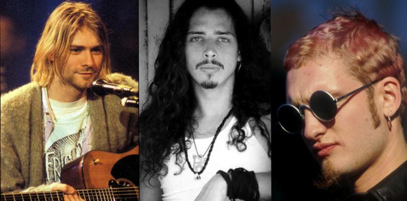 Песни Nirvana,SoundgardenиAliceinChains войдут в мюзикл
